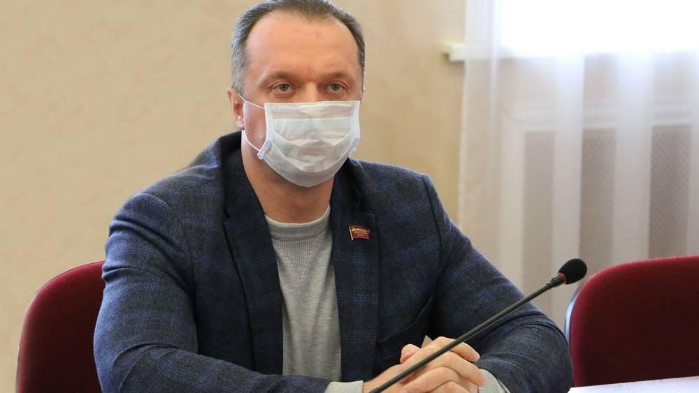 Депутаты обсудили развитие предпринимательства в Брянской области