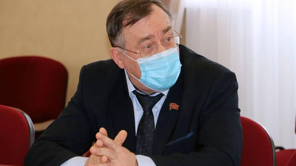 Брянские депутаты обсудили вопрос межпарламентского сотрудничества