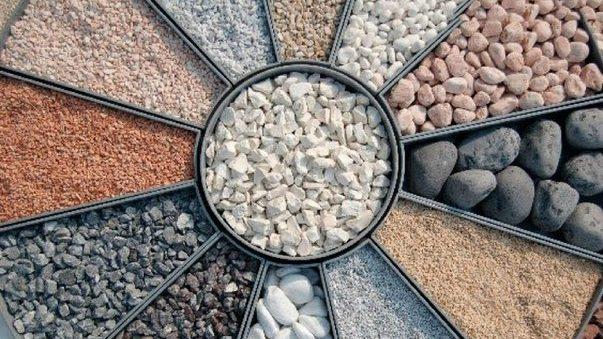 Что такое нерудные строительные материалы, их основные разновидности