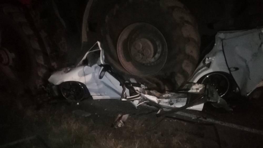 За неделю по вине не остановленных вовремя брянских водителей погибли 7 человек