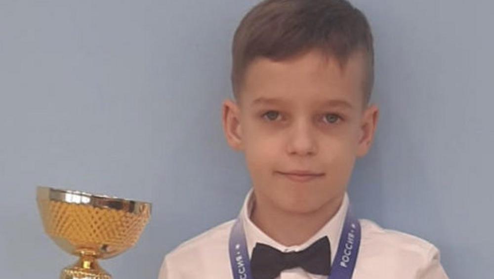 Чемпионом Европы среди мальчиков до 8 лет стал юный шахматист из Брянска