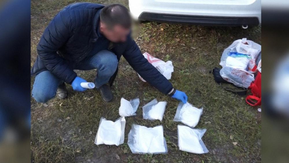 В Брянск пермяк привез на продажу около трех килограммов мефедрона