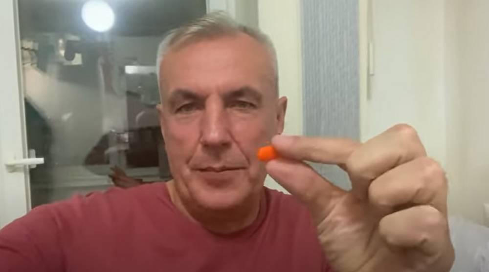 Брянский бизнесмен Коломейцев после прививки покрылся пятнами и вызвал врача