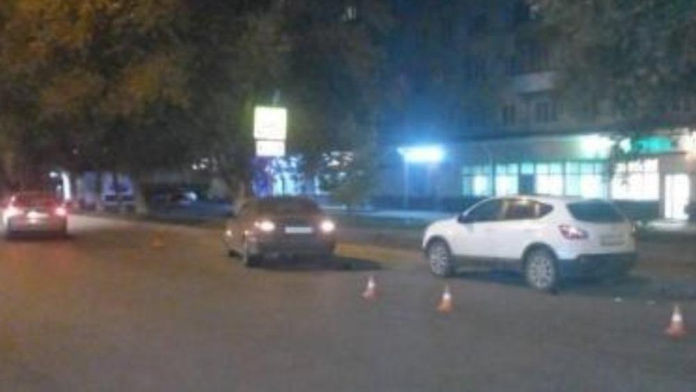 В Брянске учителя музыки возле магазина «Визит» сбил 21-летний водитель