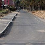 В Брянске отремонтировали дороги на улицах Вокзальной и Снежетьской