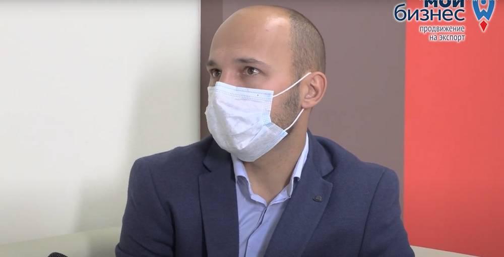 Брянский предприниматель Алексей Смирнов поделился историей успеха