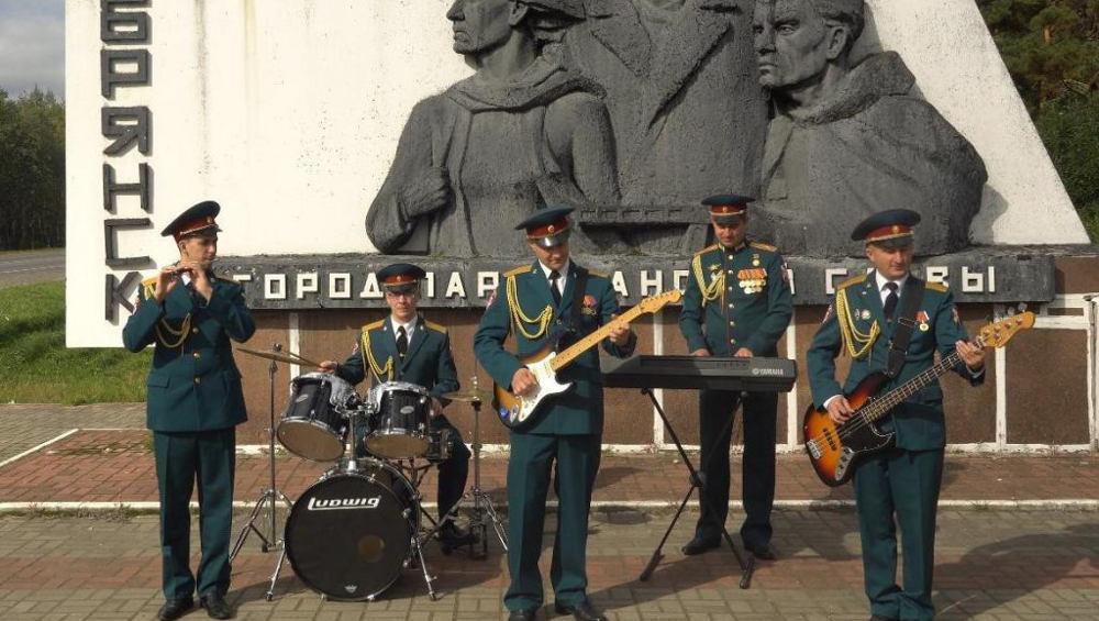 Брянские росгвардейцы записали музыкальный клип на песню «Центральный округ»