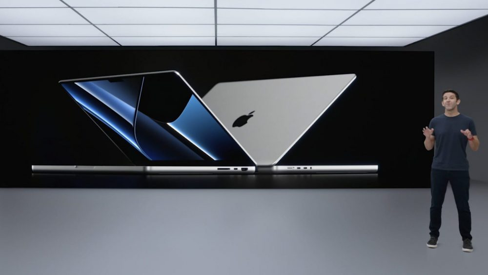 Apple представила новые модели ноутбуков MacBook Pro