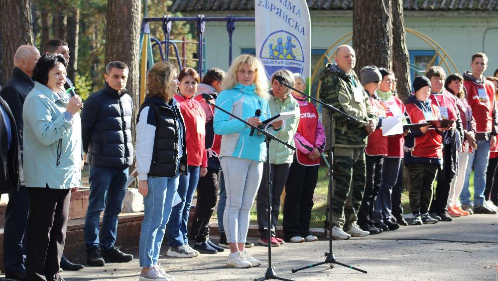 Под Брянском открылся туристический фестиваль «Под облаками».