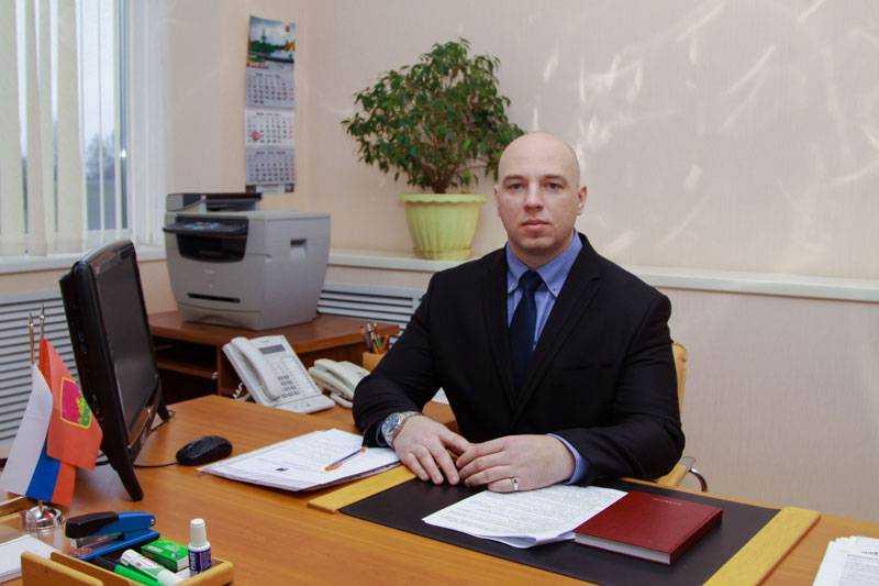 Ушел в отставку руководитель аппарата Брянской горадминистрации Антон Вербицкий