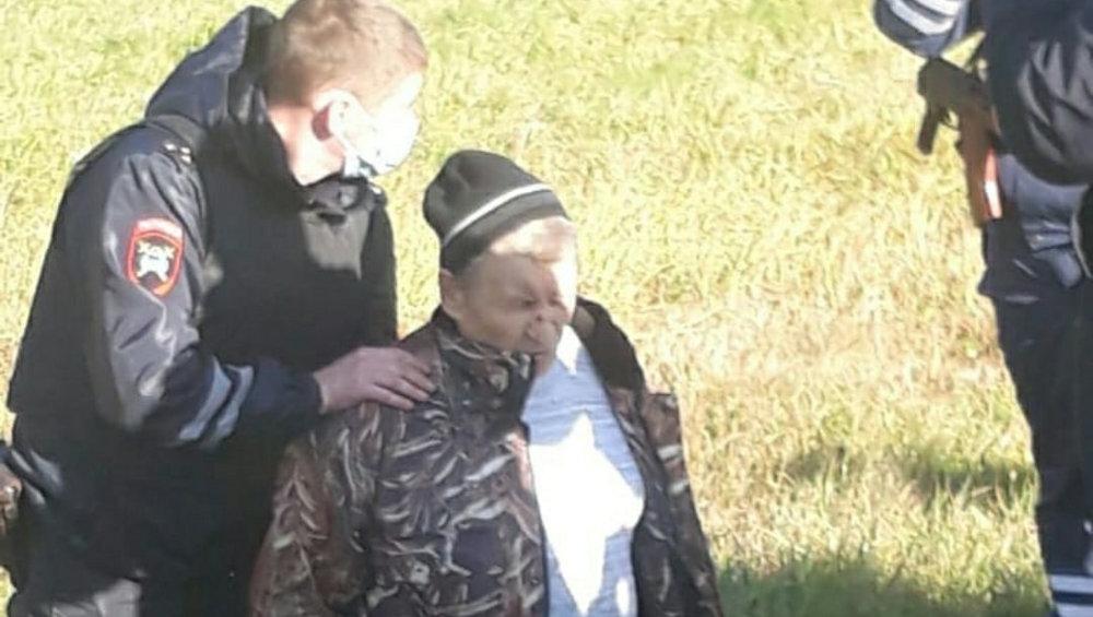 В Брянске у выстрелившего в полицейского уголовника нашлись сторонники