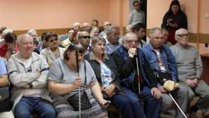 Заместитель брянского губернатора встретился с обществом слепых