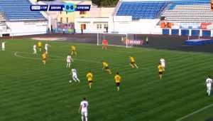 Брянское «Динамо» уверенно обыграло московское «Строгино»