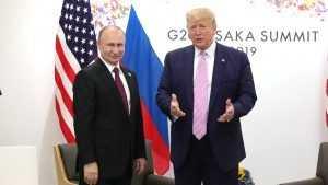 «Ничего без Путина решить не могут»: Трамп сообщил об отставке американского посла