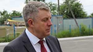 Брянский губернатор Александр Богомаз нашел утопистов