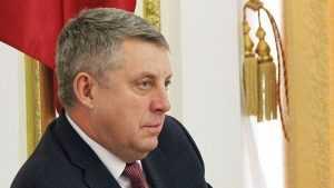 «ПолитБрокер» повысил рейтинг брянского губернатора Богомаза
