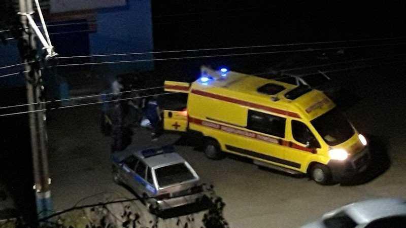 В Брянске на улице Костычева в поножовщине ранили мужчину