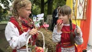В Брянске с размахом прошел фестиваль «Яблочный Спас»