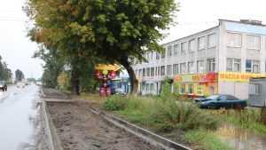 В Брянске начался капитальный ремонт разбитой дороги к МРЭО