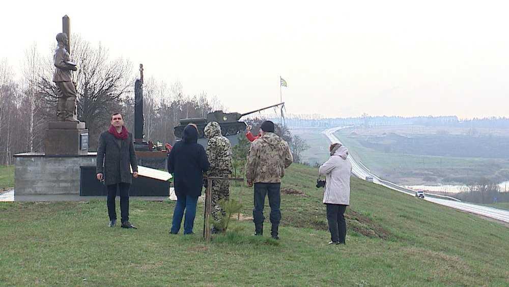 В Севске начались съемки фильма о воинах–лыжниках
