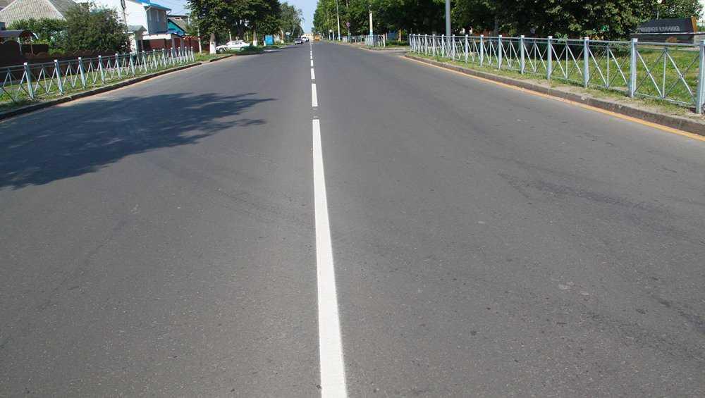 В Брянске закончен капремонт еще четырех дорог