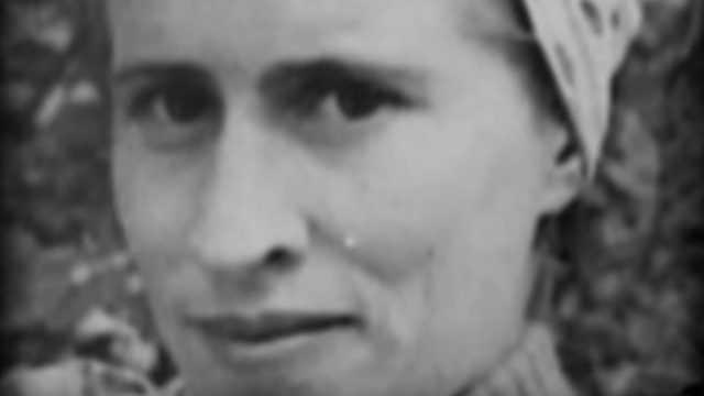 В Брянской области 40 лет назад была расстреляна по приговору суда Тонька-пулеметчица
