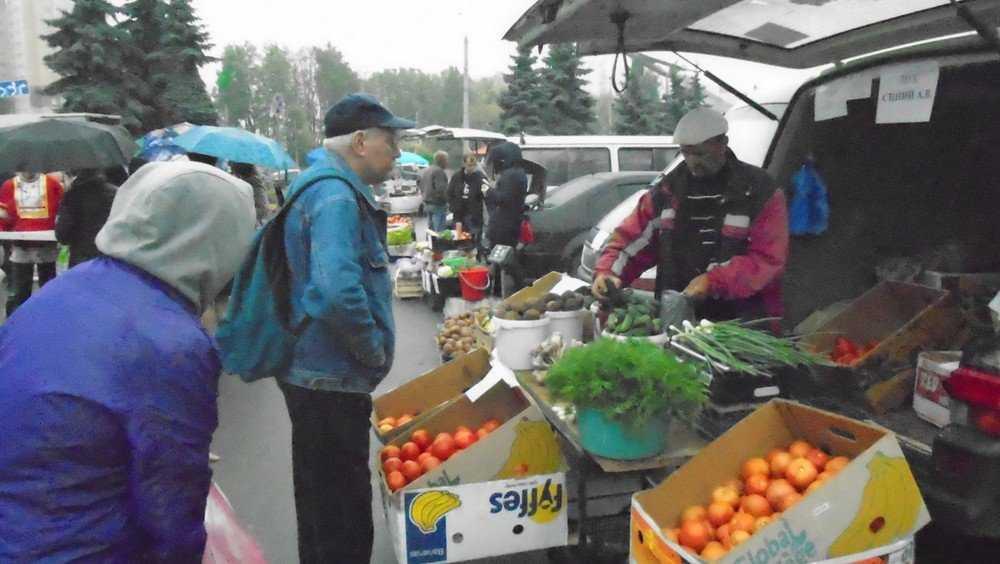 В Брянске 17 августа открылись четыре ярмарки выходного дня