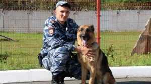 В Брянском районе пёс Рикардо помог полиции раскрыть кражу кошелька