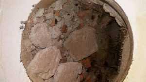 В Унече забитые при ремонте дома дымоходы едва не привели к трагедии