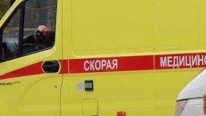 В Брянске на Флотской улице произошла серьезная авария