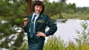 В лесном хозяйстве Брянской области выбрали самую красивую сотрудницу
