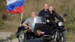 Французы сказали спасибо Путину за то, что могут спать спокойно