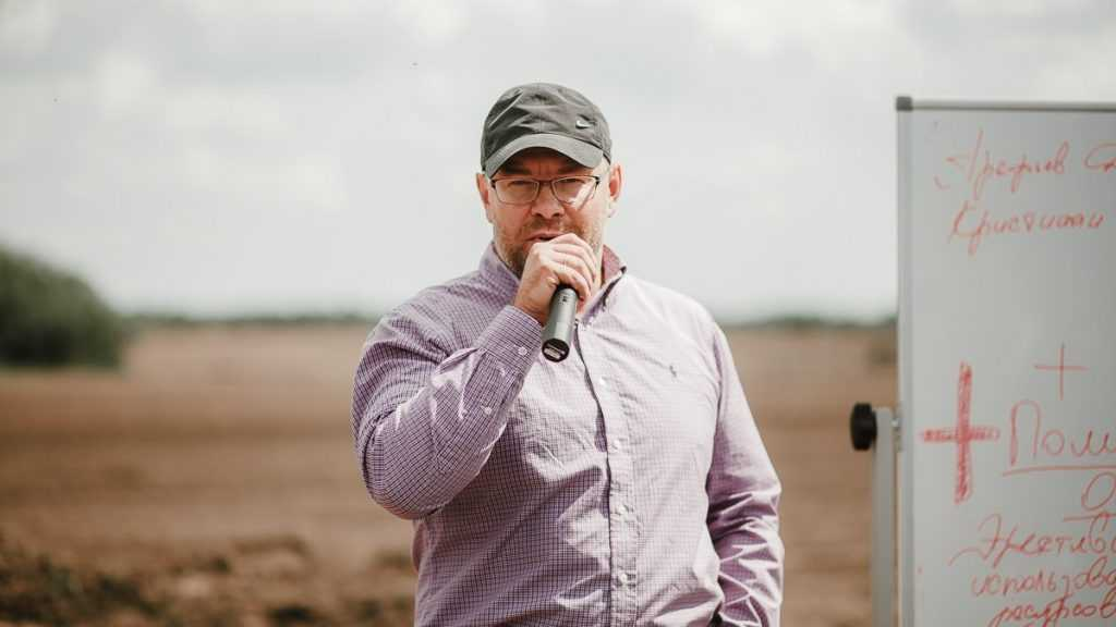 Брянский фермер Добронравов получил благодарность от президента