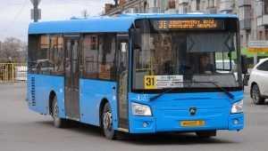В Брянске даже дети стали пользоваться удобными терминалами в автобусах