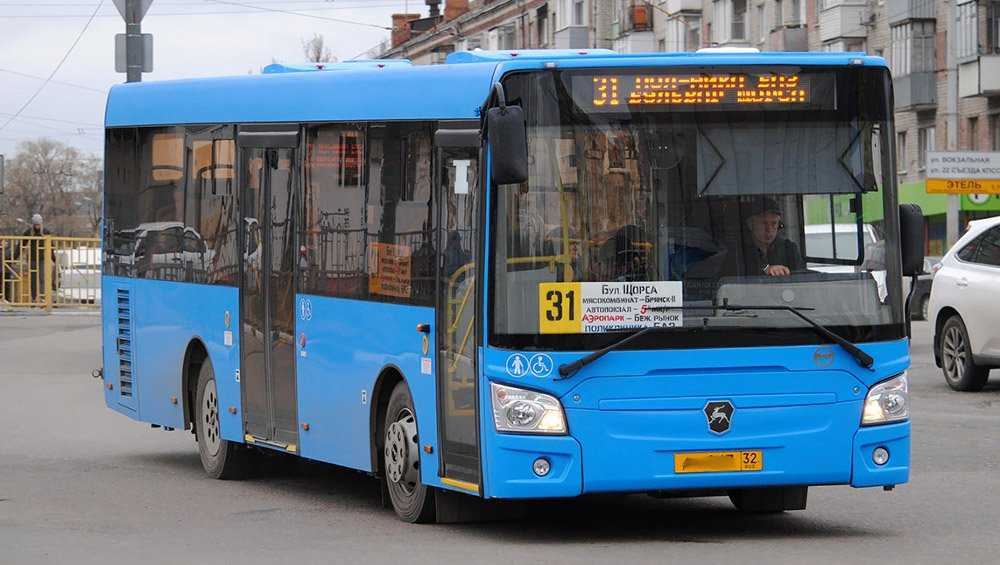 В Брянске увеличилось число автобусов на маршруте № 31