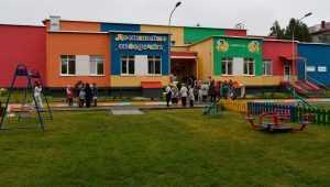 В Брянске отремонтировали покрывшийся трещинами детсад «Деснянские звёздочки»