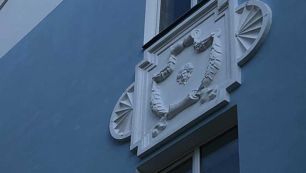 Жителей Брянска порадовали украшения фасада обновленного ДК БМЗ