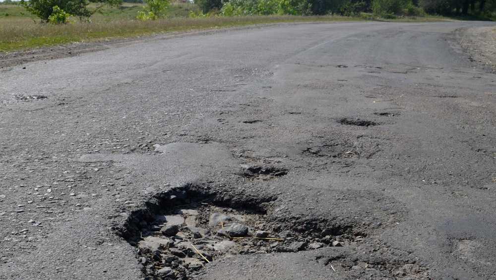 За ямы на дорогах в Стародубе оштрафовали чиновника на 20 тысяч рублей