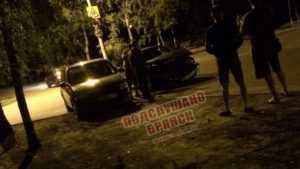 В Брянске две легковушки не поделили дорогу на улице Орловской