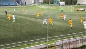 Брянское «Динамо» проиграло в Новомосковске