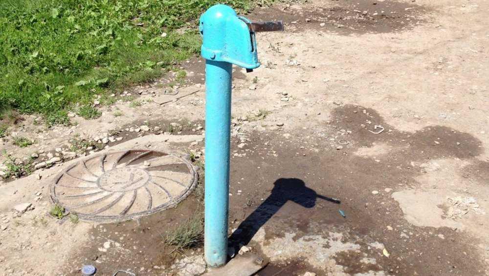 Житель почепского села украл колонку и сдал ее на металлолом