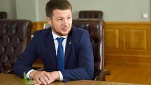 Брянский губернатор встретился с главой Адвокатской палаты Михайловым