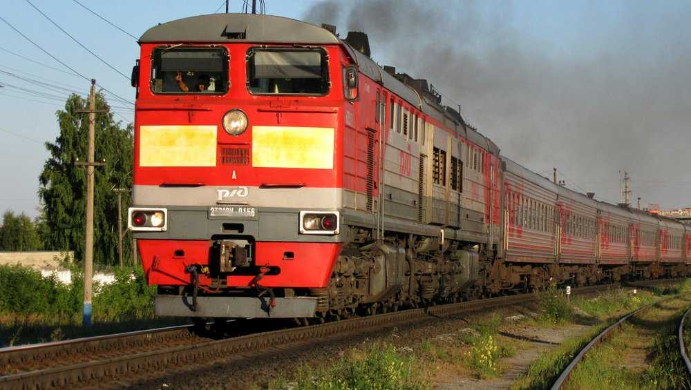 Под Клинцами пенсионер попал под поезд