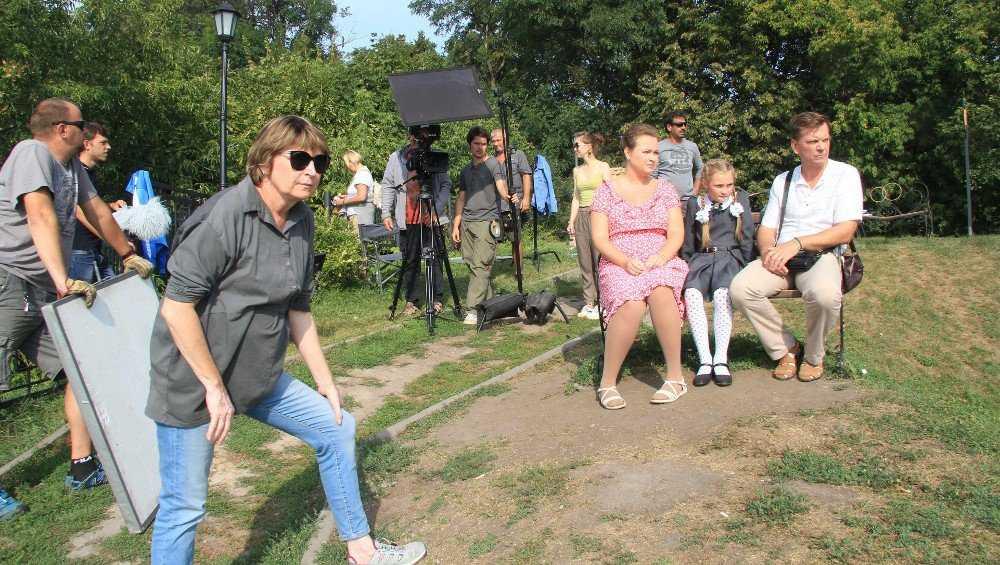 Французы приедут в Трубчевск посмотреть места съемок фильма Ларисы Садиловой