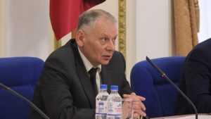 Брянский губернатор Богомаз отправил в отставку своего заместителя Сергеева