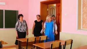 В Брянске перед новым учебным годом комиссия проверила школы