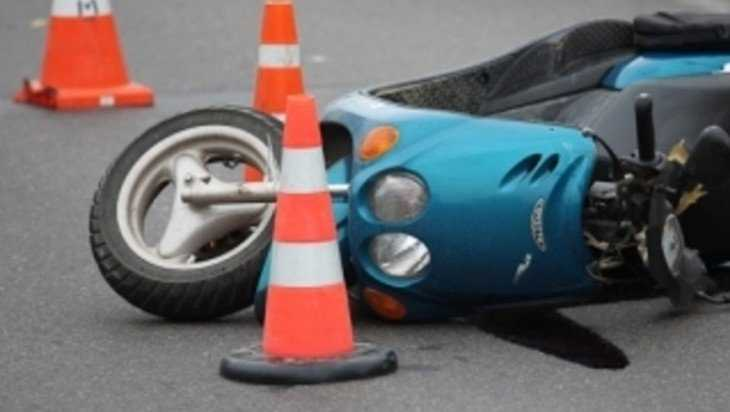 В Добруни водитель Kia сломал руку 14-летнему скутеристу