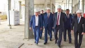 Строительная отрасль Брянской области стала мощной и гибкой индустрией