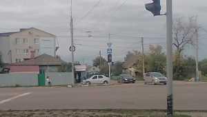 Брянцев озадачил неработающий светофор на опасном перекрёстке