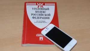 Житель Брянска угодил под следствие из-за найденного в ТРЦ мобильника